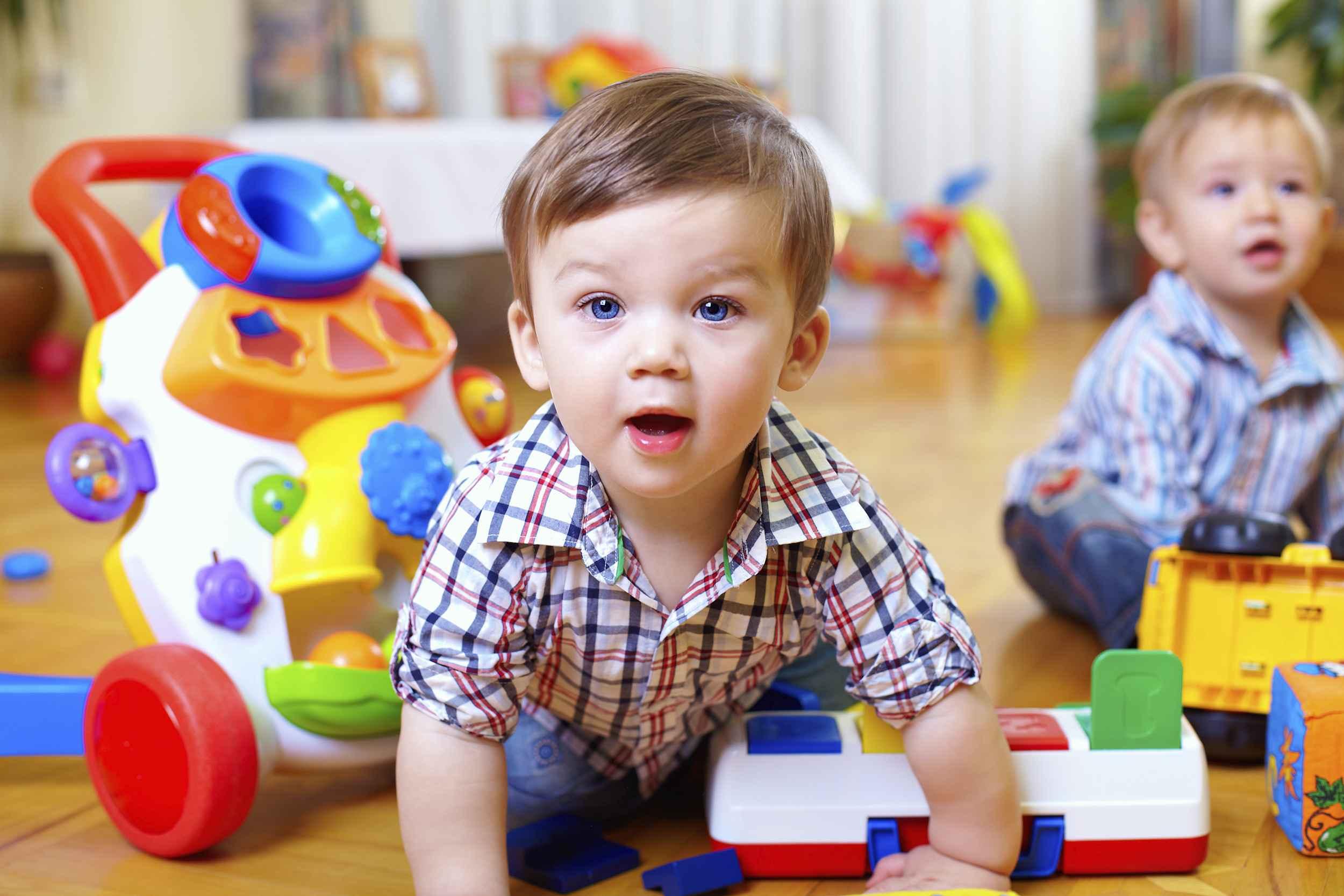 A criança já nasce com personalidade?